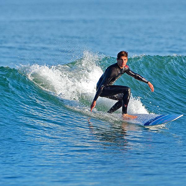 Longboard Surf Rental