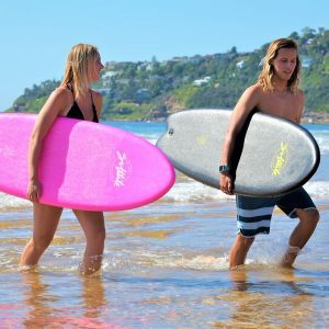 Surfboard Hire