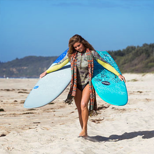 Fish Surfboard Rental