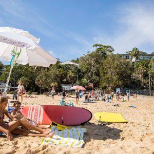 Beach Hire