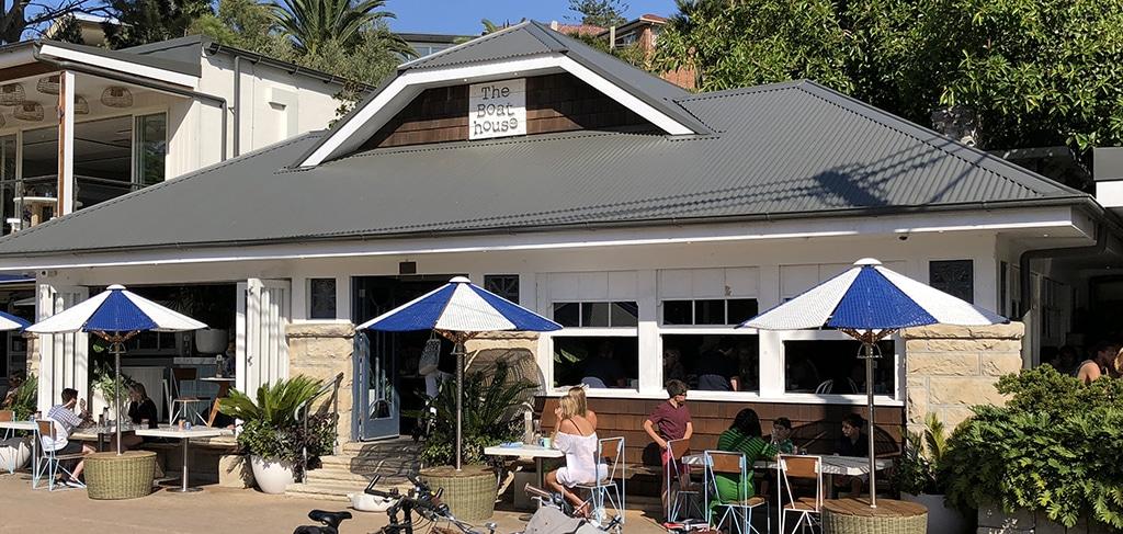 Sydney Snorkeling Boat Shed Restaurant
