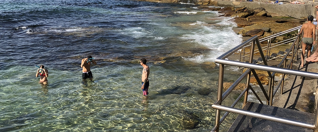 Sydney Snorkeling Easy Access